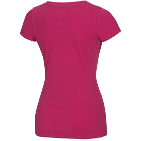 Ocun Blooms T-Shirt Damen fresh pink
